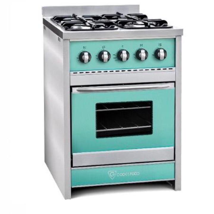 Cocina Chiara 60 Verde