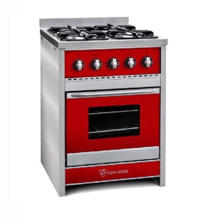 Cocina Chiara 60 Roja