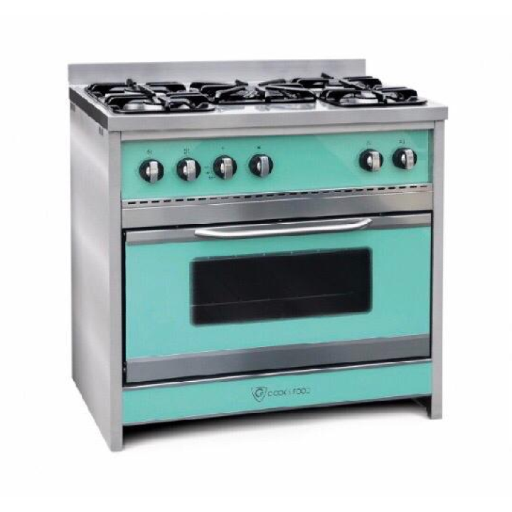 Cocina Chiara 90 Verde