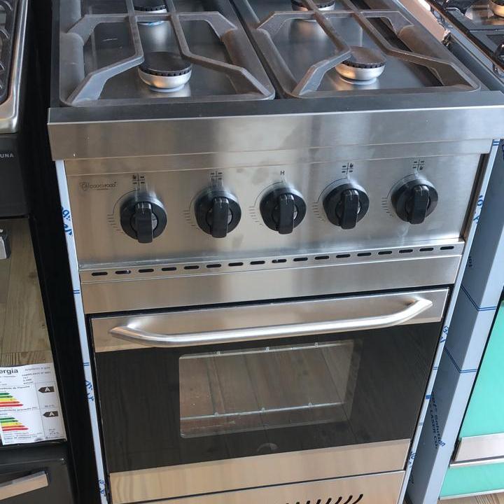 Cocina CF 55 Puerta Vidrio