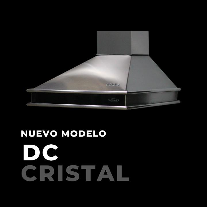Campana DC Cristal Negro