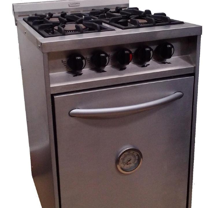 Cocina 55/60 5 Estantes