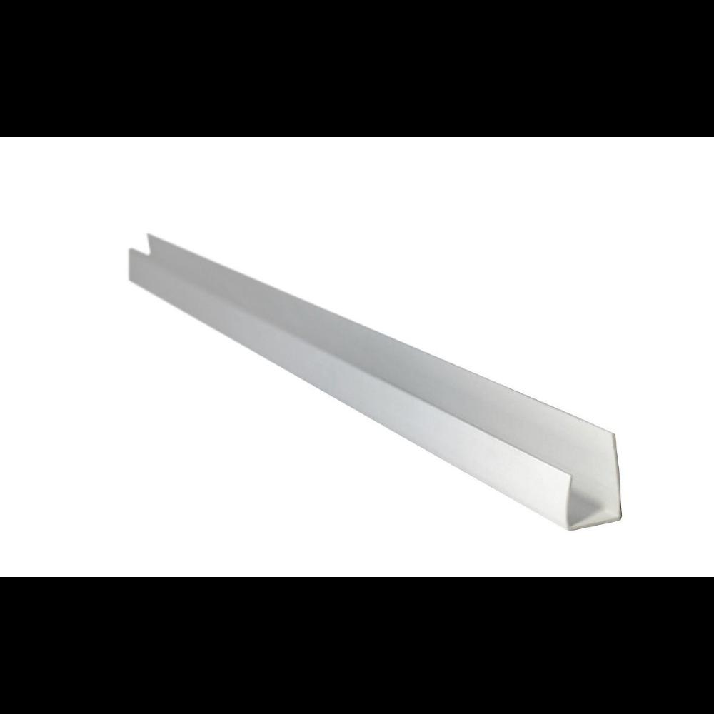 PERFIL PVC BORDE 30 MMX6-10 MM ESPESOR X3 MTS.
