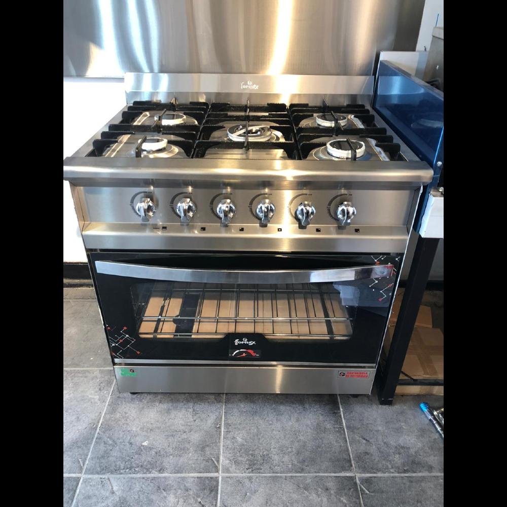 Cocina Eco 86 5H Visor