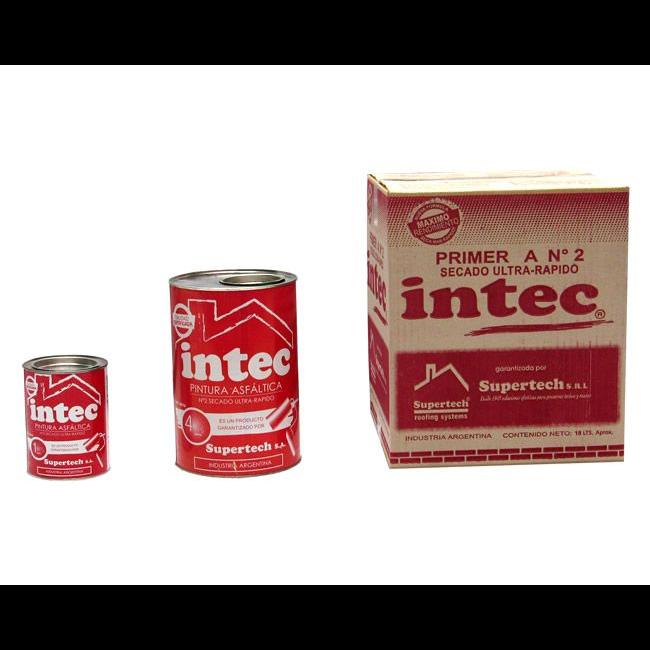 PINTURA ASFALTICA INTEC X18 LTS.