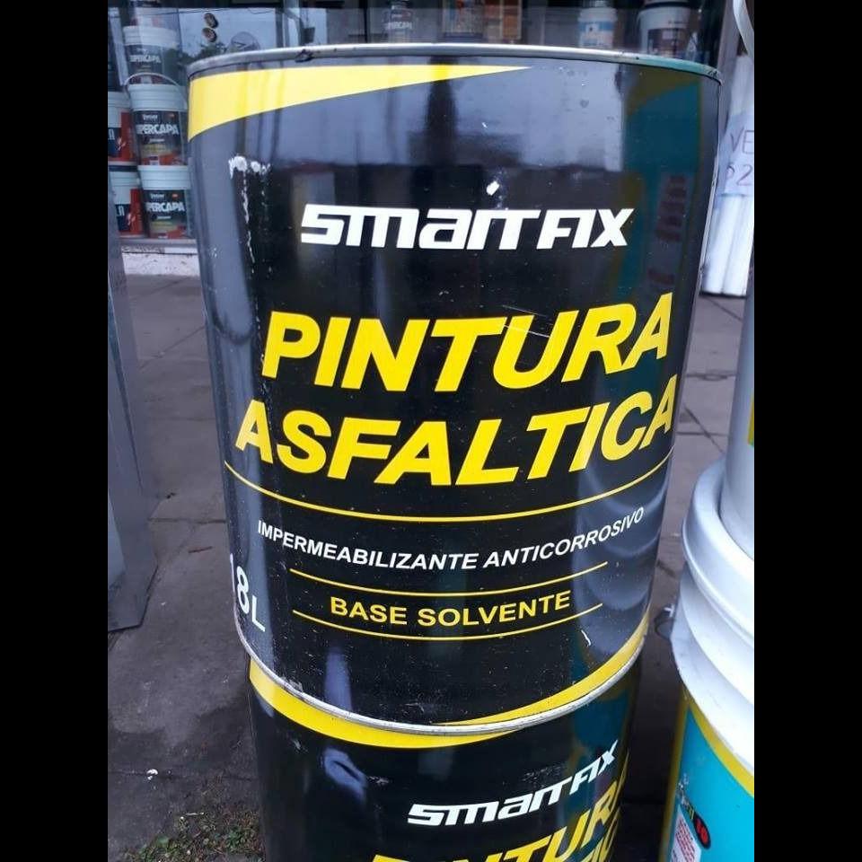 PINTURA ASFALTICA SMARTFIX X4 LTS.