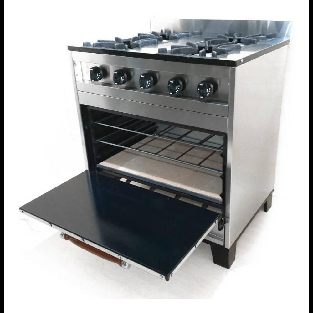 Cocina 4H EG 80