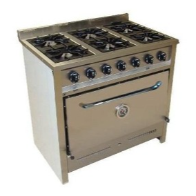 Cocina 6H Gastroequip