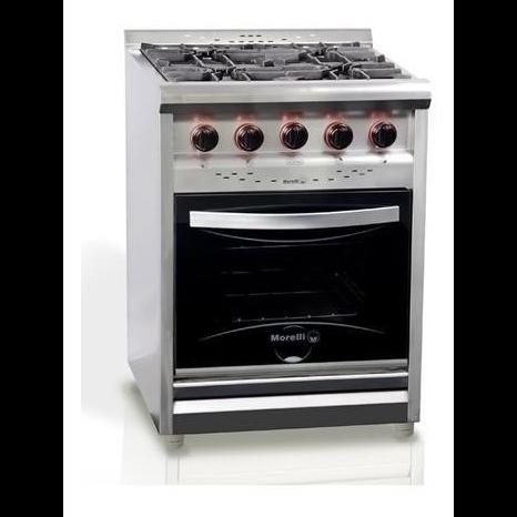 Cocina Forza 60 Vidrio